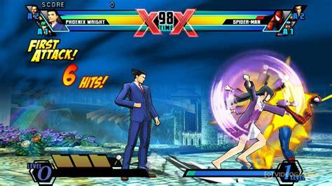 marvel vs capcom 3 ultimate marvel vs capcom 3 videogamer