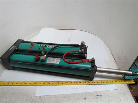 Paket New 2 by Tox Pressotechnik K4 200 20 Pneumo Hydraulic Power