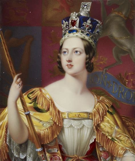 young queen victoria coronation of queen victoria wikipedia
