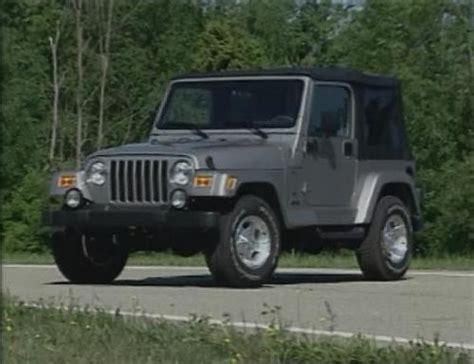 service and repair manuals 2004 jeep wrangler engine control 2004 jeep wrangler tj service repair manual download download man
