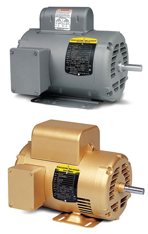 start capacitor baldor motor doe mandates more efficiency for small electric motors