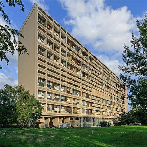Le Corbusier Wohnmaschine by Unit 233 D Habitation Of Berlin