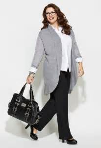 three tips for choosing women s plus size career clothing