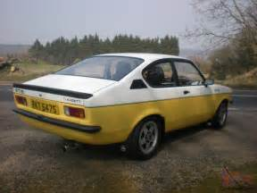 Opel Kadett Coupe For Sale Opel Kadett C Coupe Gte