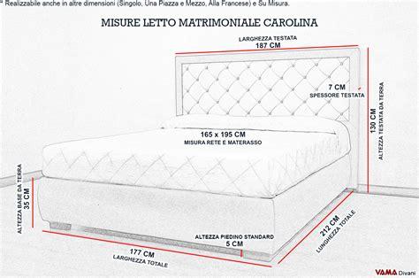 dimensione materasso matrimoniale dimensione letti matrimoniali per materasso designs misure