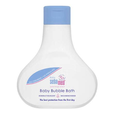 Sebamed Baby Bath Sabun Mandi 1000 Ml gentle baby skincare hypoallergenic with ph 5 5 sebamed