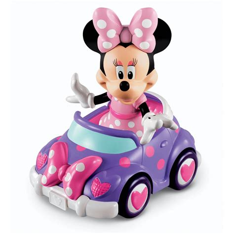 minnie s minnie mouse toys minnie s convertible at toystop