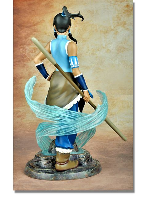 Figure Water Tribe Sokka From Avatar Matel Production the legend of korra avatar korra pre painted official pvc collector figure kit anime books