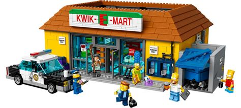 buy lego simpsons house the simpsons lego kwik e mart is the only place to buy lego squishees