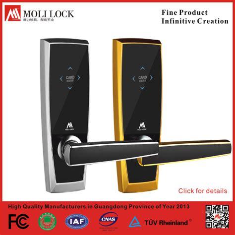 Kunci Pintu Kamar Hotel mudah untuk menginstal kunci pintu kunci pintu menggesek