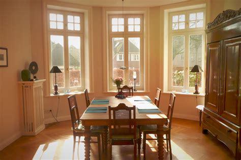 Feng Shui Esszimmer by Villa Elbvororte Klassisch Esszimmer Hamburg