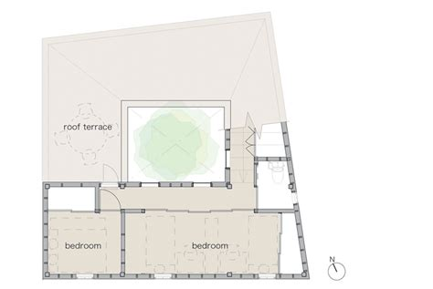 Three Bedroom Ground Floor Plan Waaaat House J By Keiko Maita Architect Office 灵感