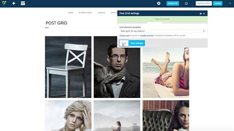 wordpress grid layout tutorial wordpress posts grid page builder element visualmodo guides