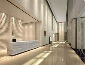 modern lobby modern office lobby design commercial interior design
