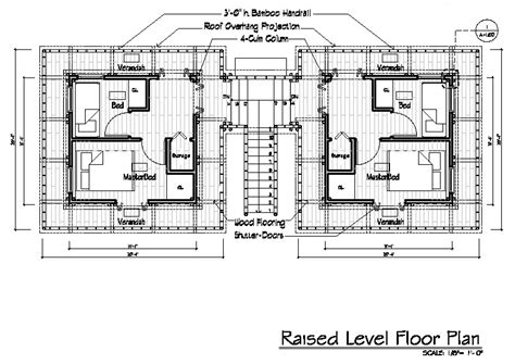 bamboo house plan bamboo house plans numberedtype