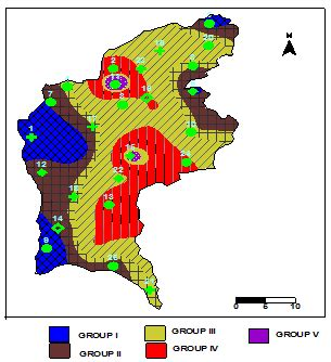 spatial pattern types use of hydrochemistry and stable isotopes as tools for