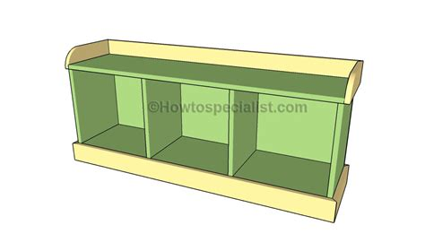 entrance bench plans wooden plans entry bench pdf plans