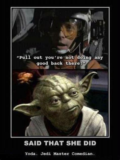 Funny Yoda Memes - star wars funny yoda quotes quotesgram