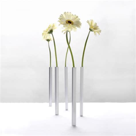 Magnetic Vase magnetic vases homeware furniture and gifts mocha