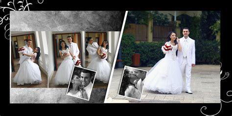 wedding album pages gibby photography studios wedding