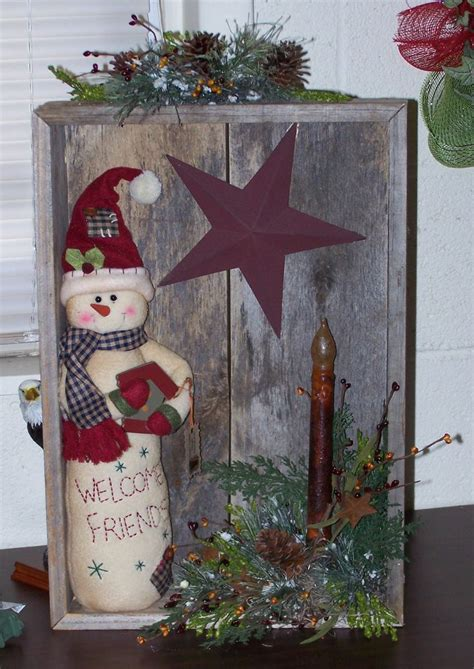 primitive christmas crafts to make 3753 best images about snowmen 2 on