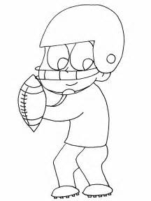 football coloring pages football coloring pages coloring pages to print