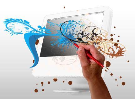 Handmade Website Design - graphic designer versus website designer choosing a