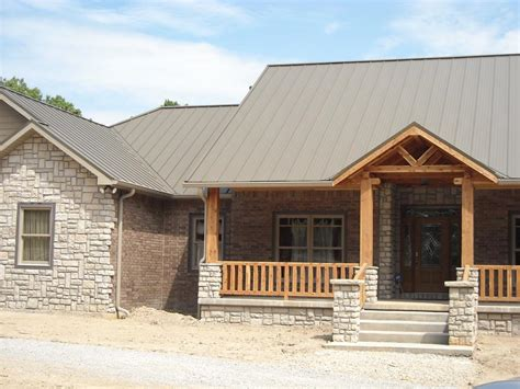 pictures of houses with metal roofs metal roof houses metal roof standing seam provided by donahue roofing inc west