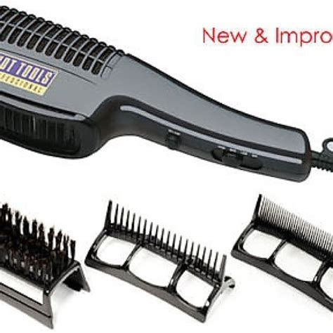 Hair Dryer And Comb comb hair dryer hair
