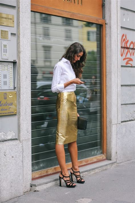 9 pencil skirts to create the best ootd 2018 fashiongum