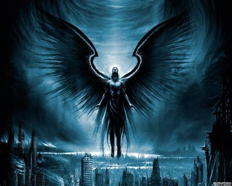 imagenes angel negro 3d fondo negro angel imagui