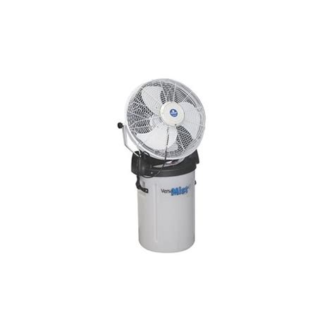 portable misting fans with tank schaefer pvm18 portable misting fan with tank and white 18
