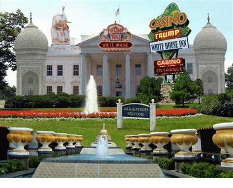 House Of Casino by Trum White Hone Inn White House Casino Entrance Ssi