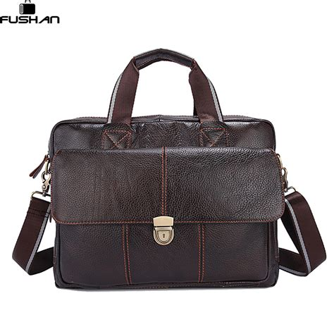 Saleeee Fashion Bag 8057 100 genuine leather bags sale messenger bag cowhide leather s briefcase