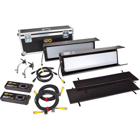 Dmx Silicone Green 6 120 kino flo gaffer 30 dmx 2 light shipping kit kit s32 120u