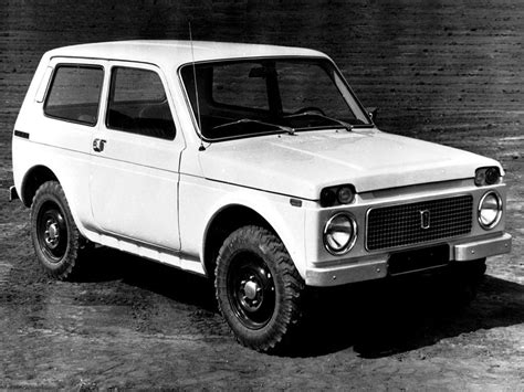 Lada Niva New Lada Niva For 2018 Could It Be Photos 1 Of 13