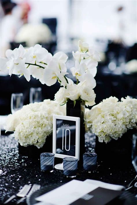 awesome ideas   black  white wedding wedding