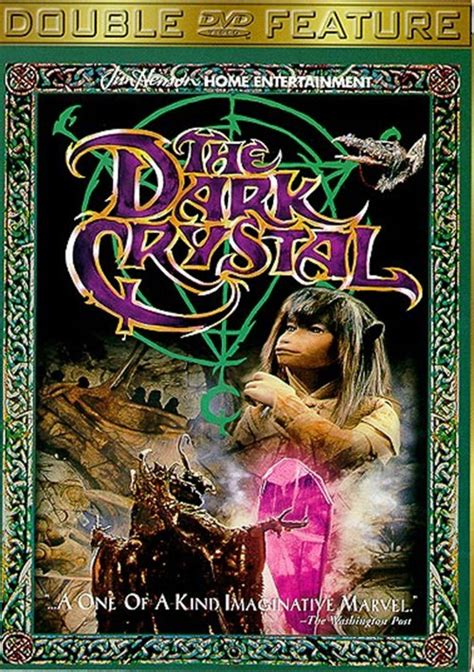dark labyrinth edition labyrinth the dark crystal special edition 2 pack dvd 1999 dvd empire