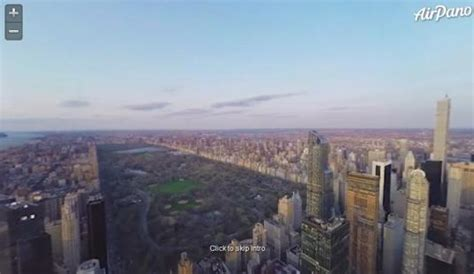 manhattan live live manhattan new york birds eye 360 degree panorama