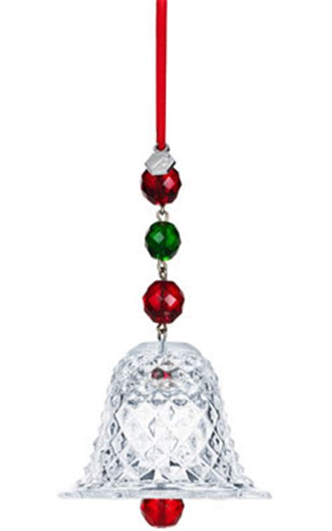 baccarat holiday and religious items christmas ornaments