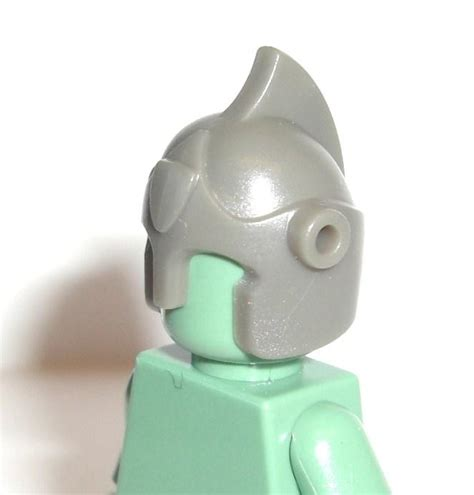 Part Lego Minifigures Headgear Helmet 246 brickforge battle helmet gray headgear lego minifig