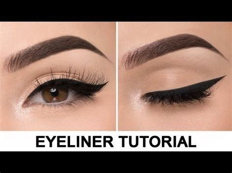 perfect winged eyeliner tutorial youtube 27 mejores im 225 genes de one piece en pinterest moda