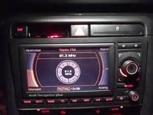 audi a4 s4 8e b6 b7 rns e mmi navigation plus navi