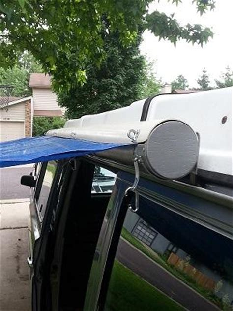 Diy Cer Awning by Thesamba Vanagon View Topic Drilling Holes In