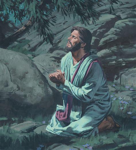jesus suffers   garden  gethsemane