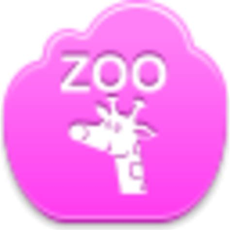 Pink Zoo zoo icon free images at clker vector clip