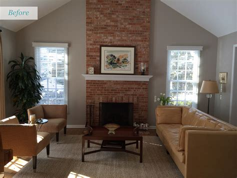 redesign my living room a living room design with a fireplace transformation on