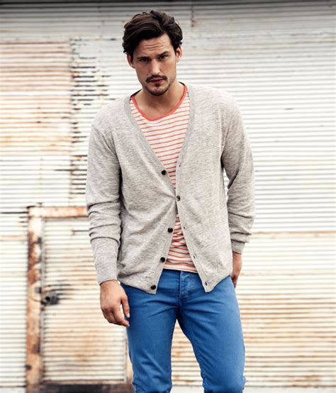cardigan style for men fashion winter fall 2014 fashion