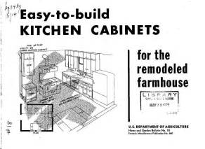 Plans For Building Kitchen Cabinets by Kitchen Cabinet Building Plans Having Woodworking Free