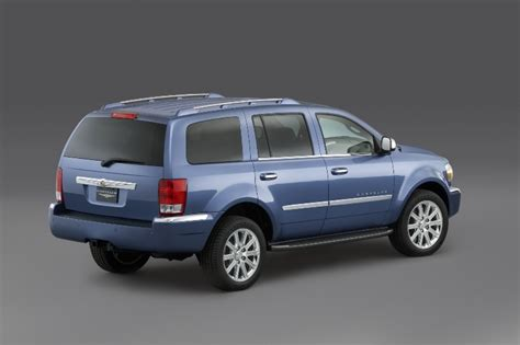 Chrysler Aspen Hybrid by 2009 Chrysler Aspen Hybrid Wallpaper And Image Gallery